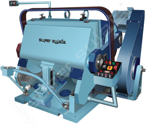 'SUPER SUJATA' - Platen Die Cutting and Creasing Machine ...